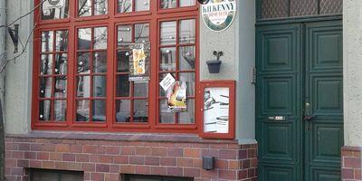 Der Schlauch Gaststätte in Wismar in Mecklenburg
