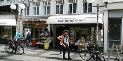 Vaternahm Buchhandlung in Göttingen