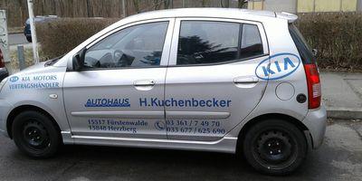 Autohaus Kuchenbecker GmbH & Co.Kg Fürstenwalde in Fürstenwalde an der Spree