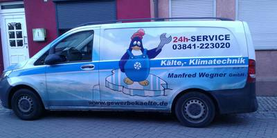 Kälte- Klimatechnik Manfred Wegner GmbH in Wismar in Mecklenburg