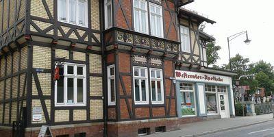 Westerntor-Apotheke, Inh. Beate von Bornstädt in Wernigerode