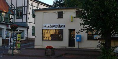 Zocher Lea Presse Kiosk in Kröpelin