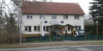 Forsthaus in Rostock Markgrafenheide