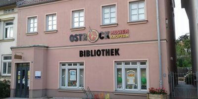 Stadtbibliothek & Museum Kröpelin in Kröpelin