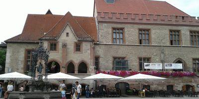Tourist-Information Altes Rathaus in Göttingen