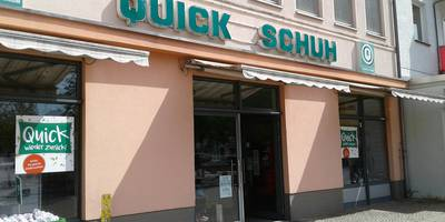 Quickschuh in Beeskow