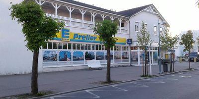 Edeka Preller in Ostseebad Binz