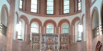 Evangelische St. Marien - Klosterkirche in Kloster Lehnin