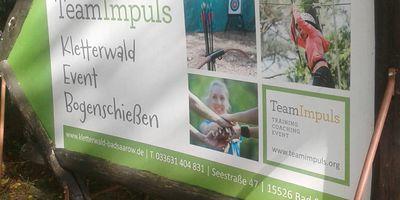 Kletterwald Bad Saarow - TeamImpuls GmbH in Bad Saarow