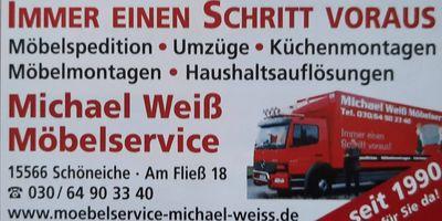 Möbelservice Michael Weiß in Schöneiche bei Berlin
