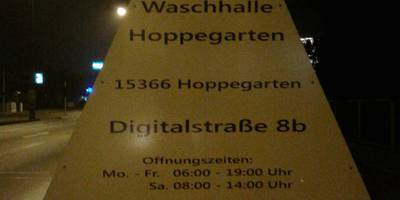 LKW Waschhalle Hoppegarten in Hoppegarten