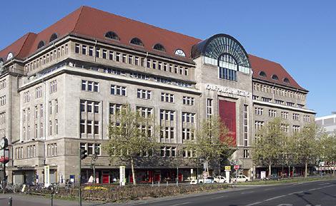 4255a6c63be4d9 ➤ KaDeWe Berlin Kaufhaus des Westens 10789 Berlin-Schöneberg ...