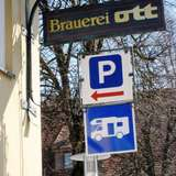 Brauerei Ott GmbH & Co. KG Zentrale , Bierkrugmuseum in Bad Schussenried