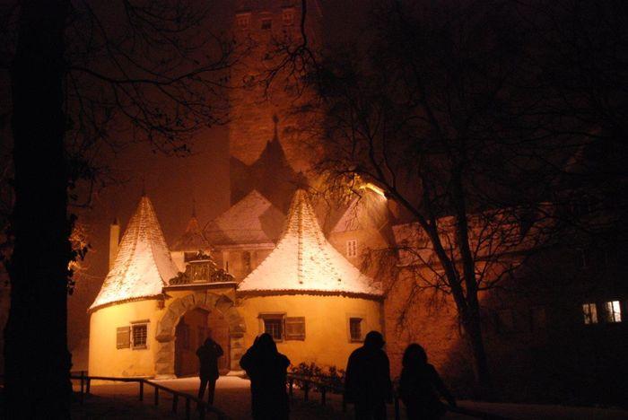 Bilder Und Fotos Zu Weihnachtsmarkt Rothenburg In Rothenburg