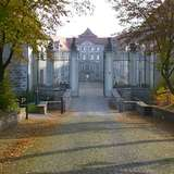 Benediktiner-Abtei Plankstetten in Plankstetten Stadt Berching