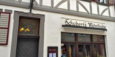 Schuberts Wein + Wirtschaft in Bad Kissingen