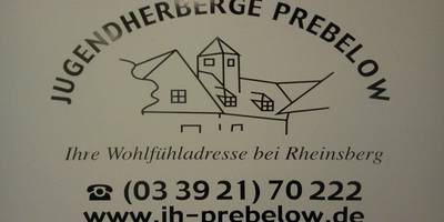 Jugendherberge Prebelow in Prebelow Stadt Rheinsberg