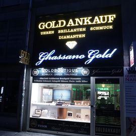 Goldboutique in München