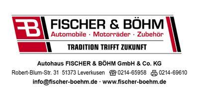 Fischer & Böhm KG - Honda Motorräder und Automobile in Solingen