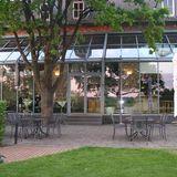Bistro im Römerhof in Brenig Stadt Bornheim im Rheinland