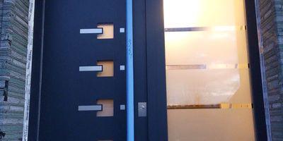 Haus-Portal in Alsdorf im Rheinland