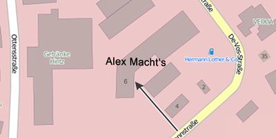 Alexmacht's Selbsthilfewerkstatt in Itzehoe