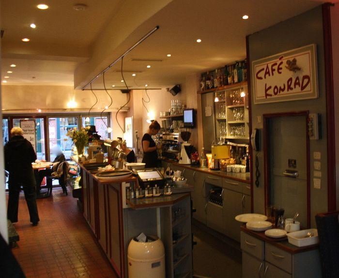 Cafe Hannover Mitte