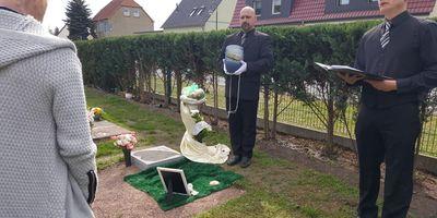 Anhalt Bestattungen in Wolfen-Nord Bobbau
