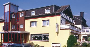 Parkcafé Sprenger in Bad Sassendorf