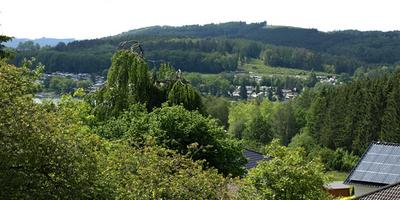 """Ferienwohnung """"Schlossforelle"""" in Sundern im Sauerland"""