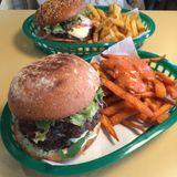Take Hallali Burger im Foodpoint / Citypoint in Kassel