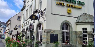 Brauhaus Manforter Hof Hotel in Leverkusen