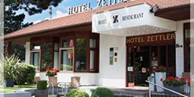 Zettler's Hotel und Restaurant GmbH in Günzburg