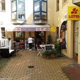 British American Shop in Potsdam