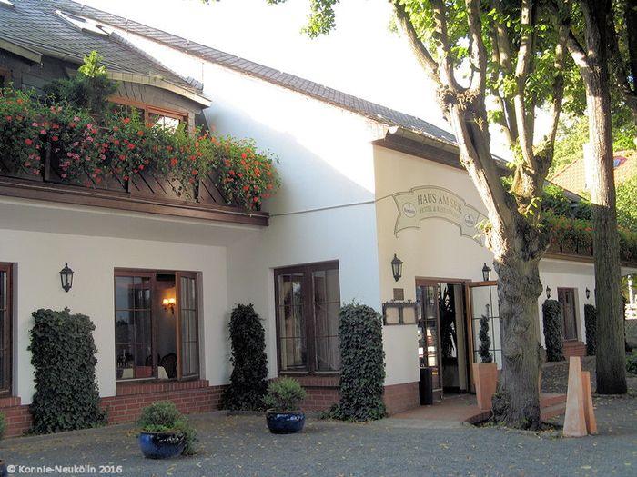 """Hotel & Restaurant """"Haus am See"""" 12 Bewertungen Ferch"""