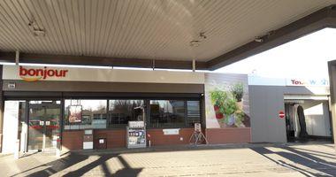 TOTAL Tankstelle in Mittenwalde