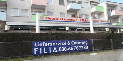 Filia Inh. Efhimios Spanos in Berlin