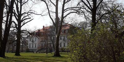 Stiftung Genshagen / Schloss Genshagen in Genshagen Stadt Ludwigsfelde