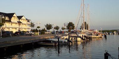 Yachthafen Karlshagen in Karlshagen