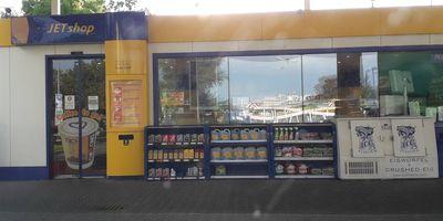 JET Tankstelle in Berlin