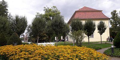 Schlossinsel Mirow in Mirow