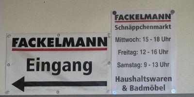 Fackelmann GmbH + Co. KG Schnäppchenmarkt in Hersbruck