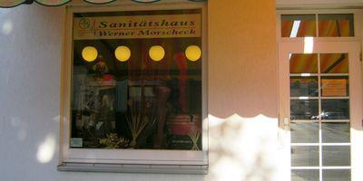 Sanitätshaus Morscheck in Zossen in Brandenburg