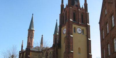 Heilig - Geist - Kirche in Werder an der Havel