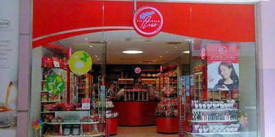 Schokoladenwelt der Halloren Schokoladenfabrik AG im A10-Center in Wildau