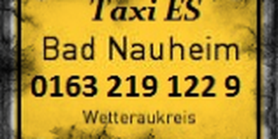 Taxi ES Wetterau in Bad Nauheim