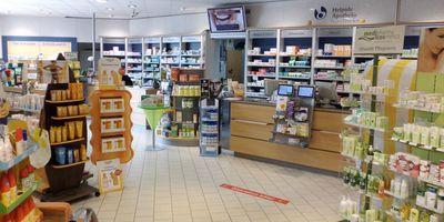 Helpide-Apotheke, Inh. Dr. Steve Raudenkolb in Lutherstadt Eisleben