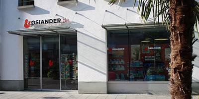 OSIANDER Überlingen - Osiandersche Buchhandlung GmbH in Überlingen