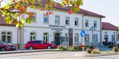 Bahnhof Erzingen (Baden) in Klettgau