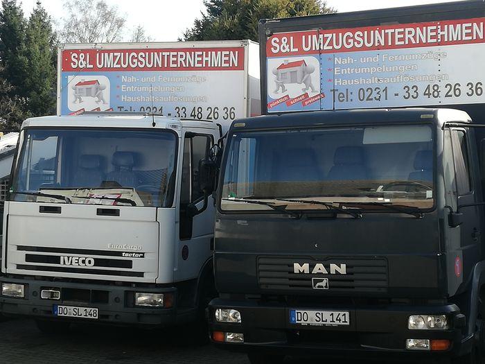 Umzugsunternehmen Witten s l umzugsunternehmen 12 bewertungen dortmund eving bayrische